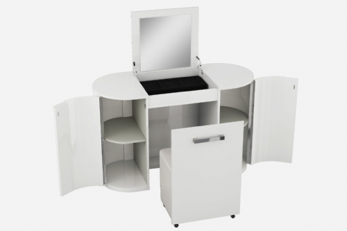 Concept Vanity unit With Stool